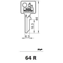 Burg Wächter nøgleemne 64R