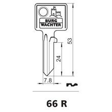 Burg Wächter nøgleemne 66R