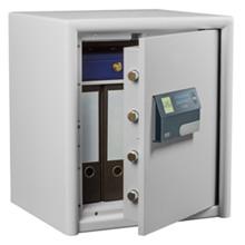 BURG værdiskab Dual-Safe DS 445 E FP - El-kodelås