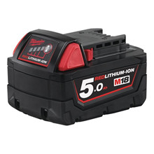 Milwaukee M18 B5 Batteri 18V 5,0 Ah
