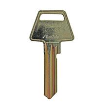 DanZafe 6 stift nøgleemne - RU-5D