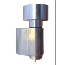 Oval cylinder vrider til montering som almindelig oval cylinder