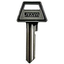 6 stift nøgleemne - RU-5D