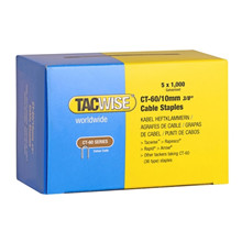 Tacwise kabelklamme 60/10 á 5000
