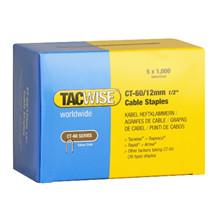 Tacwise kabelklamme 60/12 á 5000