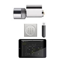 MobileKey start sæt Offline Plus.