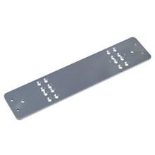 Ruko monteringsplade A126 t/DC340/DC347 Sølv