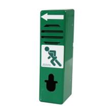 Dørvogt standard uden låsecylinder