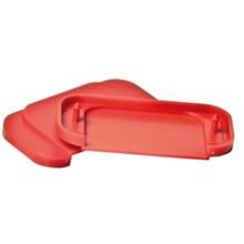 Dørvogt Dækselbrikker rød (6 stk.)