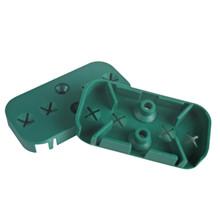 Dørvogt Dækselbrikker grøn (2 stk.)