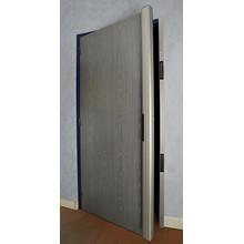 CDVI dørprofil aluminium 2500 mm - 2x300 kg