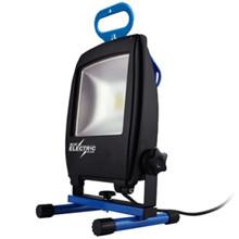 Blue electric arbejdslampe LED, L1800, 20 W, DK stik