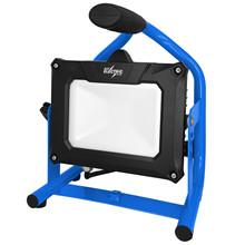 Blue Electric arbejdslampe multi hybrid LED 20w