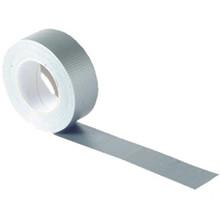 Lærredstape sølv 50 mm