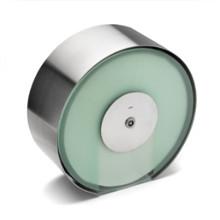 d line toiletrulleholder Maxi m. transparent front