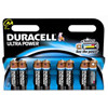 DURACELL AA ULTRA POWER        (8 stk.)