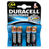 DURACELL AA ULTRA POWER        (4 stk.)
