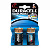 DURACELL C ULTRA POWER         (2 stk.)
