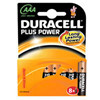 Duracell AAA plus power        (8)