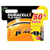 DURACELL AAA PLUS POWER (8+4)  (12 stk.)