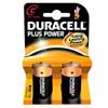 DURACELL C PLUS POWER          (2 stk.)