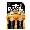 DURACELL D PLUS POWER          (2 stk.)