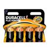 DURACELL D PLUS POWER          (4 stk.)