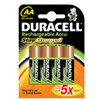 """DURACELL RECHARGE """"AA"""" (4)   2000MAH"""