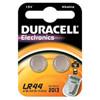 DURACELL ELECTRONICS LR44 (2 stk.)