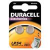 DURACELL ELECTRONICS LR54 (2 stk.)