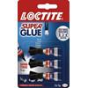 Loctite Super Glue 3 pak
