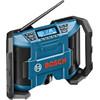 Bosch radio GPB 12 V-LI, Solo