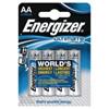 Energizer AA lithum pk. 4 stk.