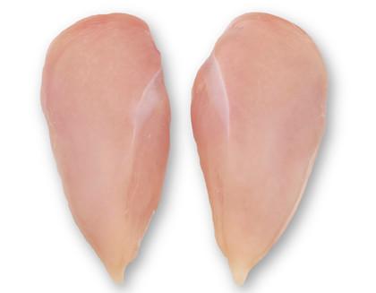 Polsk kyllingebryst uden skind