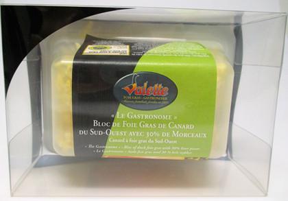 Ande foie gras terrine 400gr