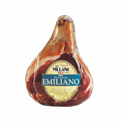 Lufttørret Emiliano skinke u/ben