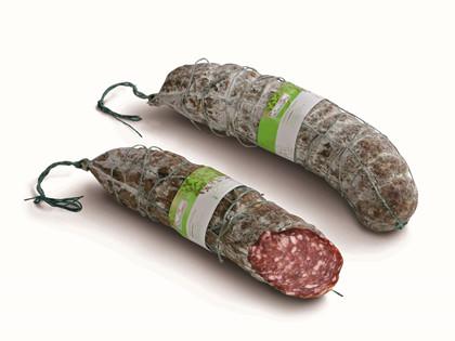 Økologisk Salame Finocchiona