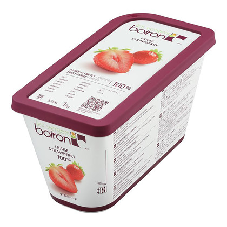 Jordbærpuré