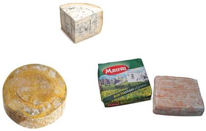 Italiensk ostekasse