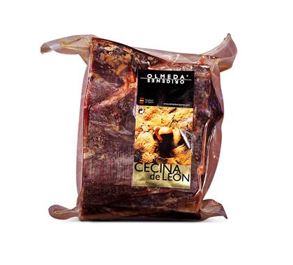 Cecina m/skank, tørret oksekølle