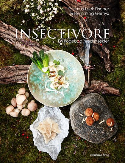 Kogebog 'Insectivore'