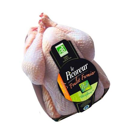 Økologisk kylling Picoreur