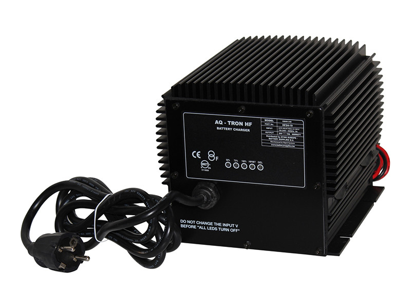 Charger 20a 36v 196x180x165 100 240vac Charger Traction