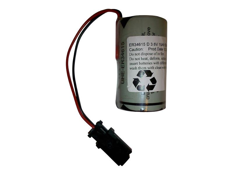 Batteri 19Ah/3,6V - D Komplet <br />Elektronik - Lithium