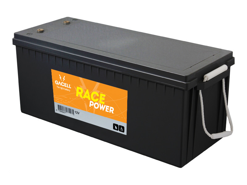 Batteri 160Ah/12V/530x209x214 <br />Drift - AGM - Deep Cycle
