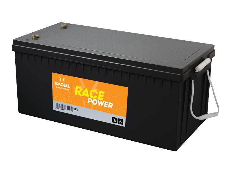 Batteri 226Ah/12V/520x242x220 <br />Drift - AGM - Deep Cycle