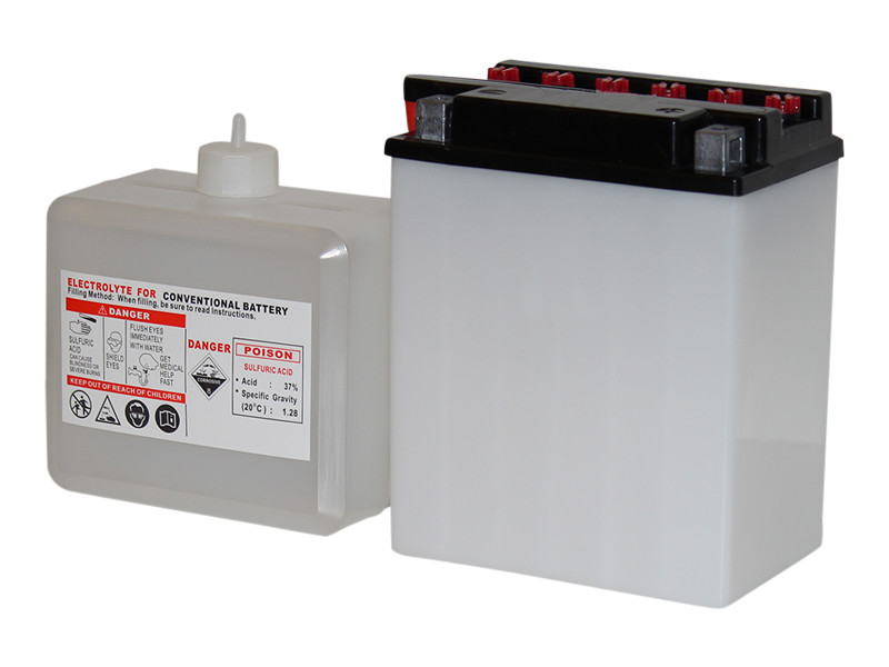 Batteri 14Ah 12V 134x89x164  br   Start - MC - SMF ec2a786b5b18b