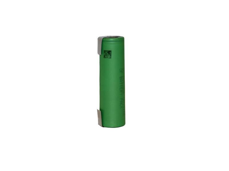 Batteri 2,1Ah/3,6V/65x18 <br />Elektronik - Lithium