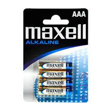 Batteri 1,0Ah/1,5V - AAA  <br />Elektronik - Alkaline