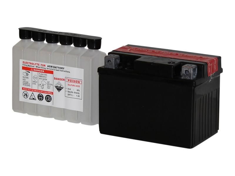 Batteri 5Ah/12V/114x70x85 <br />Start - MC - AGM